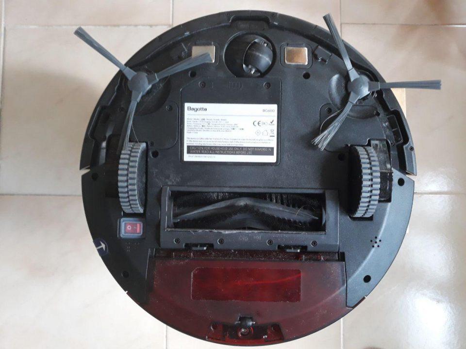 Bagotte BG600 Robot aspirapolvere